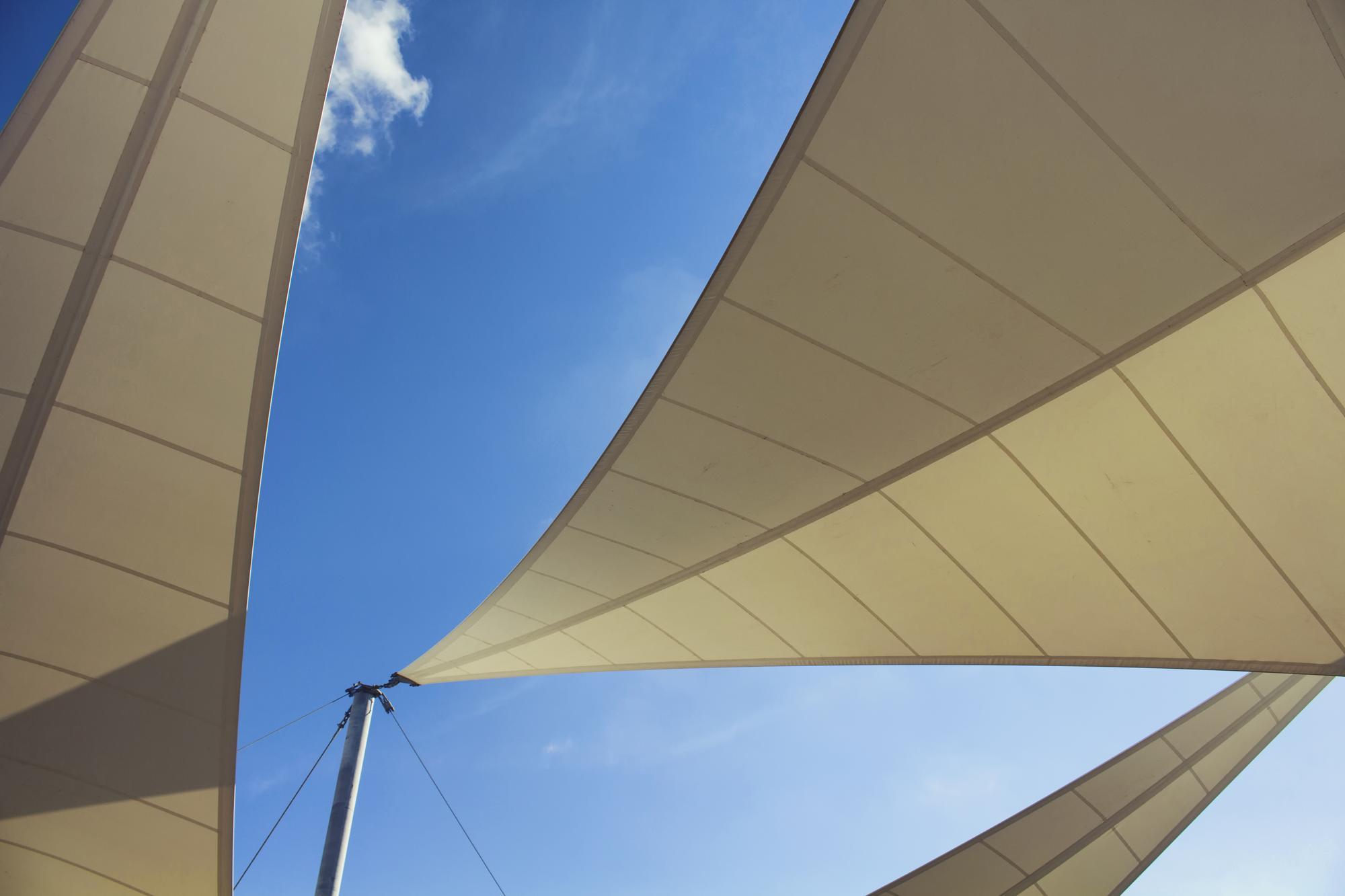 Sonnenschutz und Markisen - Zimmermann Zeltbauten - Tengen