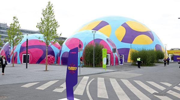 Referenz - Zimmermann Zeltbauten - Tengen