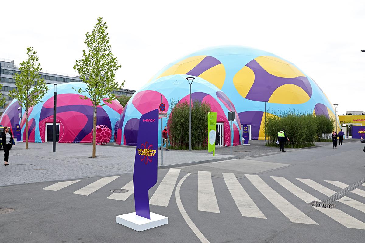 Merck-350 groß - Zimmermann Zeltbauten - Tengen